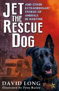 Cover Jet the Rescue Dog