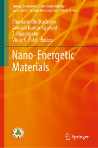 Cover Nano-Energetic Materials