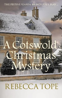 Cover A Cotswold Christmas Mystery