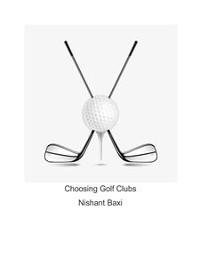 Cover Choosing Golf Clubs