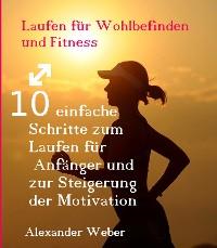 Cover Laufen für Wohlbefinden und Fitness
