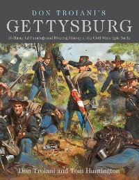 Cover Don Troiani's Gettysburg
