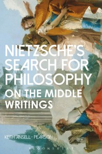 Cover Nietzsche s Search for Philosophy