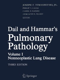 Cover Dail and Hammar's Pulmonary Pathology