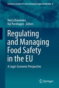 Cover Regulating and Managing Food Safety in the EU