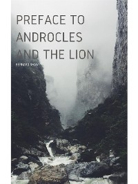 Cover Preface to Androcles and the Lion