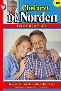 Cover Chefarzt Dr. Norden 1181 – Arztroman