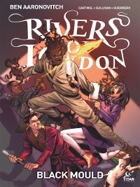 Cover Rivers of London: Black Mould (2016), Issue 4