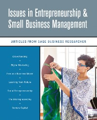Cover Issues in Entrepreneurship & Small Business Management
