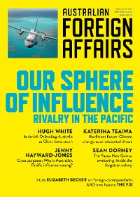 Cover AFA6 Our Sphere of Influence
