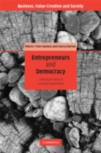 Cover Entrepreneurs and Democracy