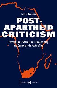 Cover Post-Apartheid Criticism
