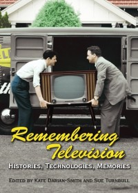 Cover Remembering Television