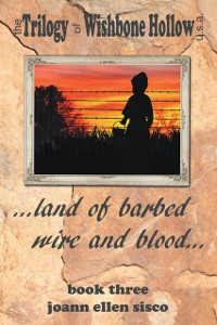 Cover Land of Barbed Wire and Blood