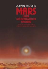 Cover Mars - Unser geheimnisvoller Nachbar