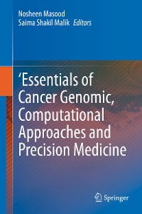 Cover 'Essentials of Cancer Genomic, Computational Approaches and Precision Medicine