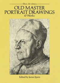 Cover Old Master Portrait Drawings