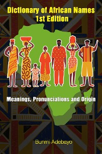 Cover Dictionary of African Names