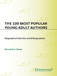 Cover The 100 Most Popular Young Adult Authors