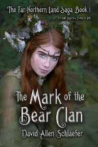 Cover The Mark of the Bear Clan
