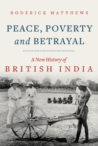 Cover Peace, Poverty and Betrayal