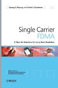 Cover Single Carrier FDMA