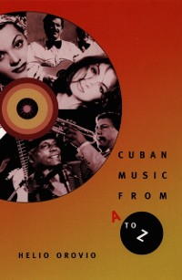Cover Cuban Music from A to Z