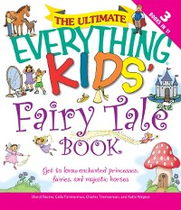 Cover Ultimate Everything Kids' Fairy Tale Book