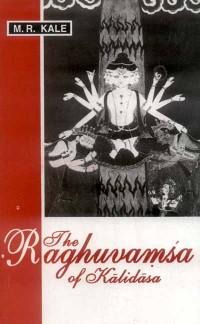 Cover Raghuvamsa of Kalidasa
