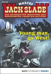 Cover Jack Slade 890 - Western
