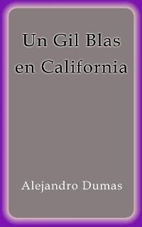 Cover Un Gil Blas en California