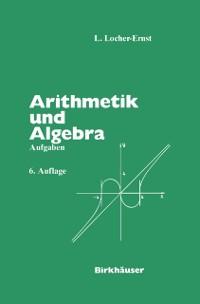Cover Arithmetik und Algebra