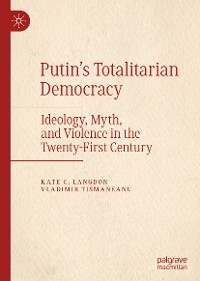 Cover Putin's Totalitarian Democracy