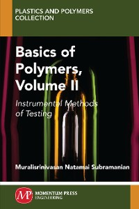 Cover Basics of Polymers, Volume II