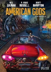 Cover American Gods. Band 2