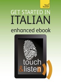Cover Get Started in Beginner's Italian: Teach Yourself