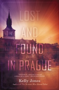 Cover Lost and Found in Prague