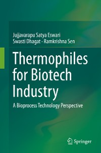 Cover Thermophiles for Biotech Industry
