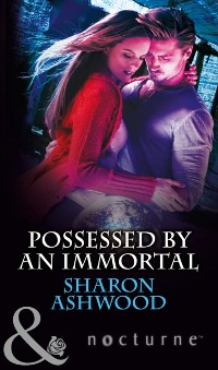 Cover Possessed by an Immortal (Mills & Boon Nocturne)