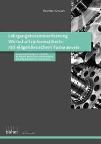 Cover Zusammenfassung Wirtschaftsinformatik