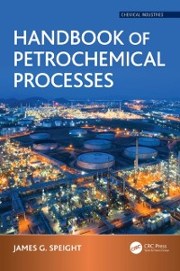Cover Handbook of Petrochemical Processes