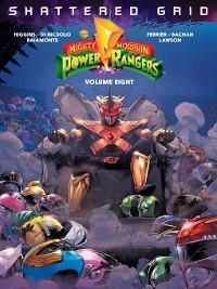 Cover Mighty Morphin Power Rangers, Volume 8