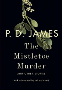 Cover Mistletoe Murder