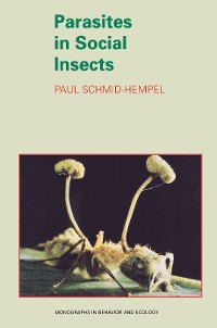 Cover Parasites in Social Insects