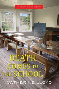 Cover Death Comes to the School