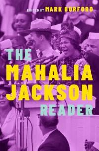 Cover Mahalia Jackson Reader