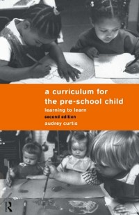 Cover Curriculum for the Pre-School Child