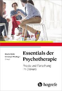 Cover Essentials der Psychotherapie