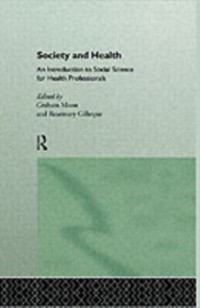 Cover Society and Health