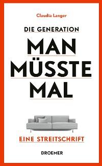 Cover Die Generation Man-müsste-mal